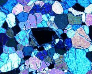 Sal azul de Prusia