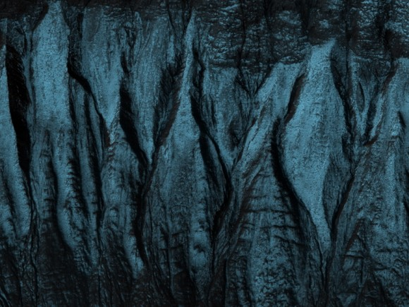 Imagen tomada por el HiRISE